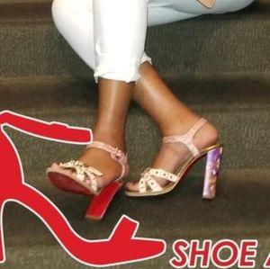Christian Louboutin sandals heels